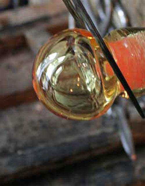 Helgkurs Glasblåsning